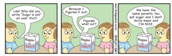 Sugar-is-Evil